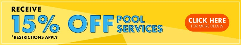 15% Off All Future Pool Services