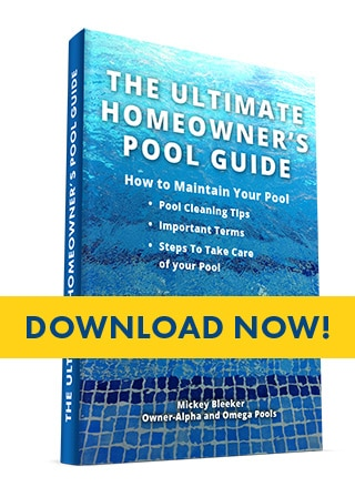Ultimate Homeowner's Pool Guide eBook Cover
