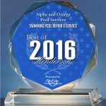 2016 Best of Henderson Awards for Swimming Pool Repair & Service