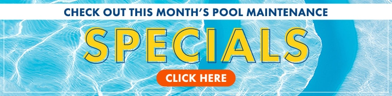 Check out her monthly pool maintenance specials