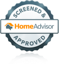 HomeAdvisor Approved badge